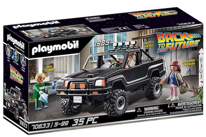 Playmobil: Ritorno al Futuro - Arriva il Pick-up di Marty McFly