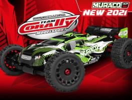 Team Corally presenta la lineup 2021