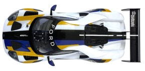 Tamiya: 1/10 R/C 2020 Ford GT Mk II - Nuovo video