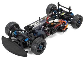Tamiya: TA08 Pro 1/10th 4wd chassis