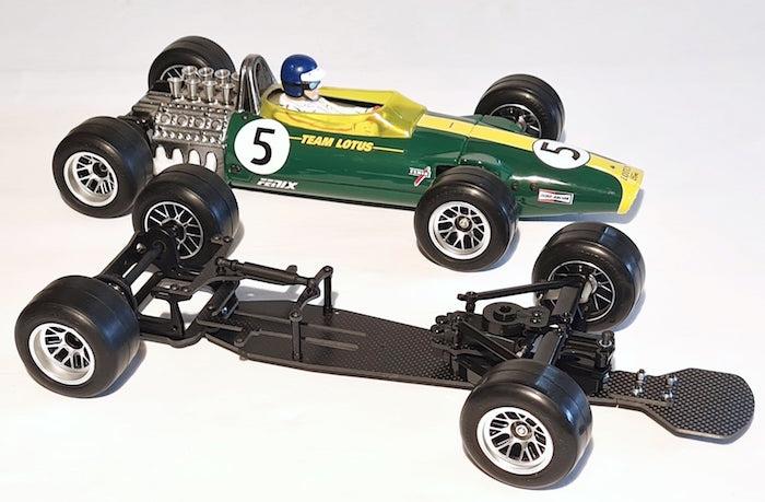 Fenix Racing: Classique 2 F1 - Fenix Collectors Series