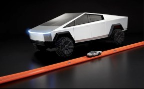 Hot Wheels: Arriva il Tesla Cybertruck RC in scala 1/10