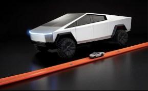 Hot Wheels: Arriva il Tesla Cybertruck RC in scala 1/10