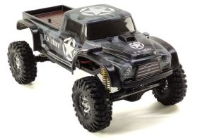 Mon-Tech: PickUP R - Carrozzeria per scaler e crawler