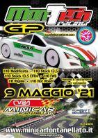 Mon-tech GP  2021 - Minicar Fontanellato