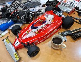 Fenix Racing: Ferrari T2 - Carrozzeria in policarbonato