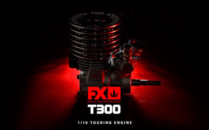 FX Engines: Nuovo motore T300 per Touring car in scala 1/10