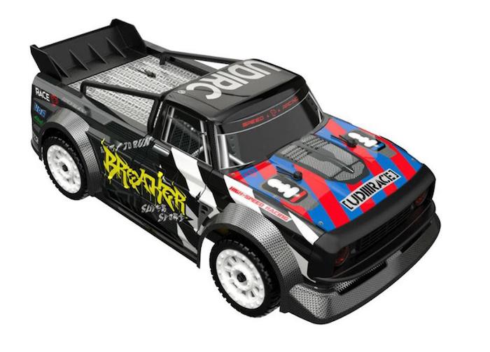 Schumacher: UDI RC - RTR Drift Trucks