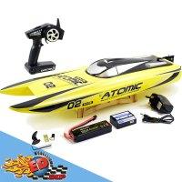 VOLANTEX: Race Atomic 70cm Brushless Racing Boat