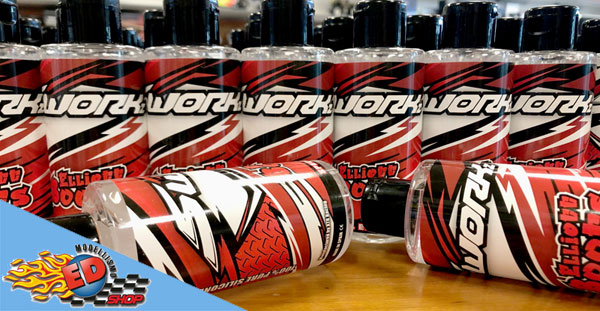 S-Workz BOOTS Edition XTR 100% Olio silicone 500.000cps - 150ml
