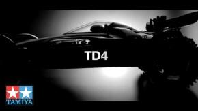 TAMIYA: TD4 - Nuovo telaio offroad in scala 1/10