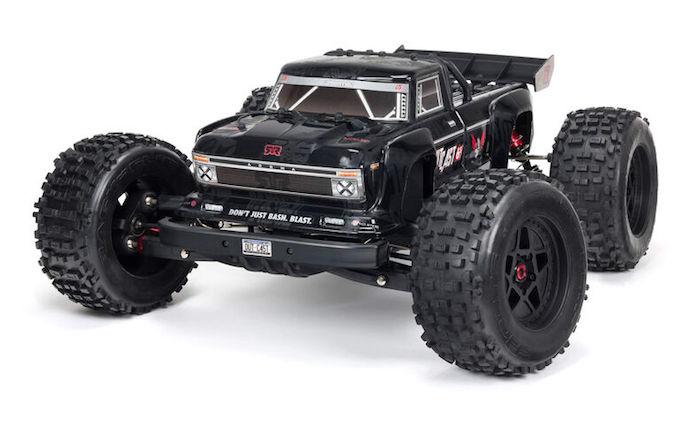 ARRMA- OUTCAST 6S BLX Extreme Bash Truck