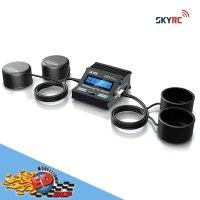 SKYRC: Termocoperte per 1/10 Touring con centralina digitale e cuffie rigide