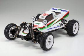 Tamiya: TamTech-Gear Grasshopper