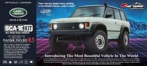 Carisma: Range Rover 2.1 Spec Custom Kit