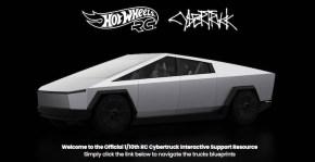 Carisma: Ricambi per il Tesla Cybertruck radiocomandato della Hot Wheels!