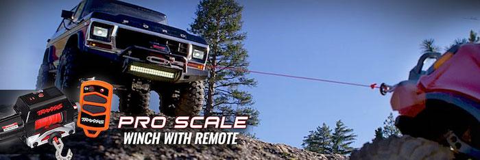 Traxxas: Pro Scale Winch Video