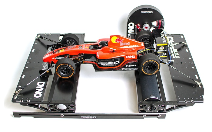 MiniPRO: Chassis Dyno for 2WD RC cars