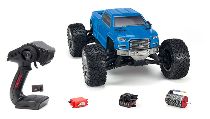 Big Rock Crew Cab 4×4