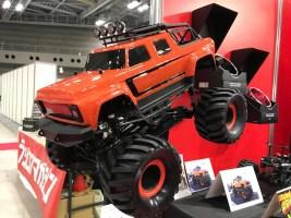 CEN MT-B50 Monster Truck - Tokyo Hobby Show 2018