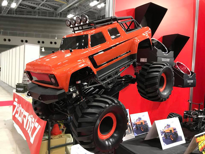 B50 monster truck