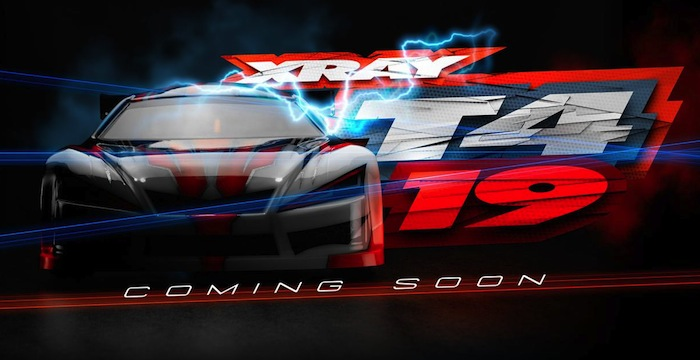 XRAY T4 2019 edition touring car coming soon