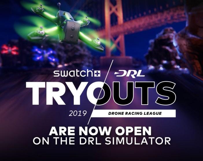 Drone Racing: Vuoi diventare un pilota Swatch DRL?!