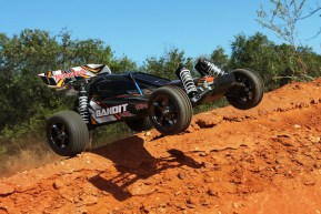 Traxxas Bandit VXL Velineon Action Video