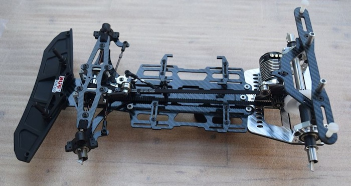 Buri-Racer: First images of E2.1 and E1.3 kits