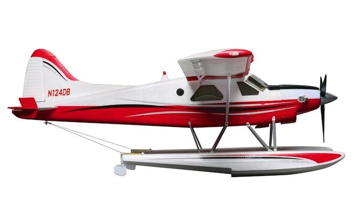 Flyzone DHC-2T Turbo Beaver 1.5m