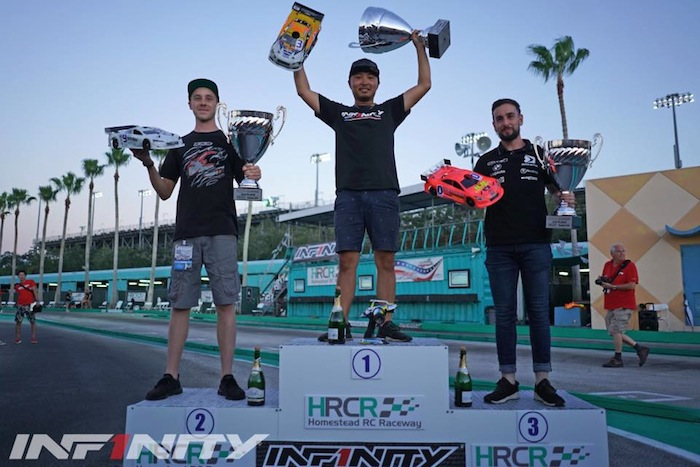 Matsukura is the new 1/10 Nitro World Champion