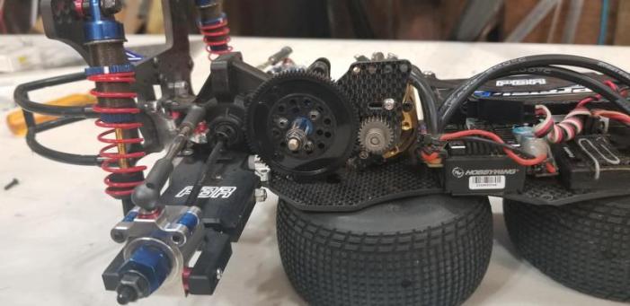 Plan B Racing Mach 1 sprint car chassis