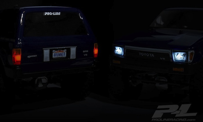 ProLine: Universal LED Headlight & Tail Light Kit