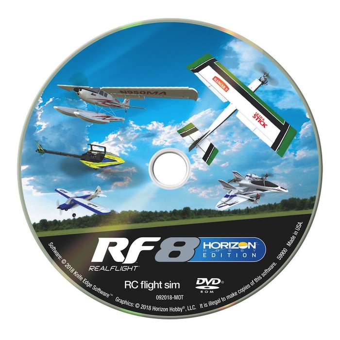 RealFlight 8 Horizon Hobby Edition