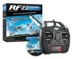 RealFlight 8 Horizon Hobby Edition: RC Flight simulator