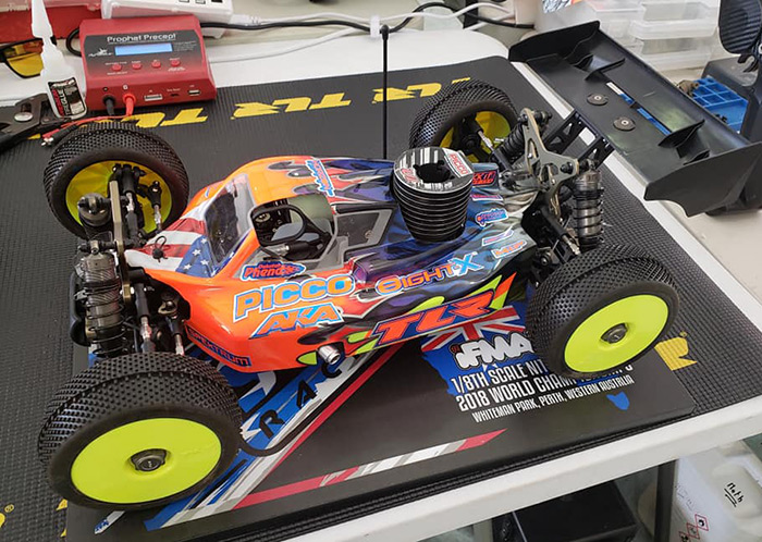 IFMAR 1/8th IC Off Road World