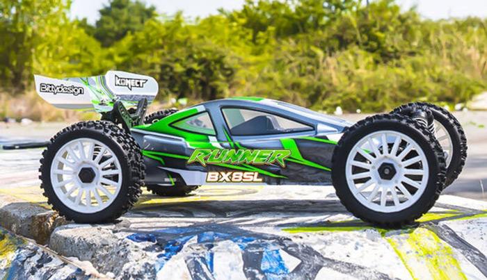 HobbyTech BX8SL RUNNER