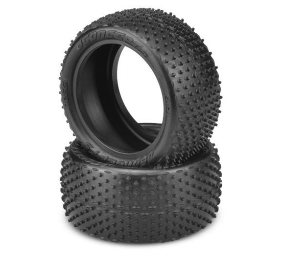Jconcepts: Nessi & Twin Pins 2.2″ Rear Tires