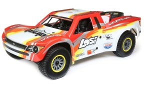 Losi: Super Baja Rey brushless Desert Truck - Video