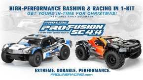 ProLine PRO-FUSION SC 4×4 Short Course Truck