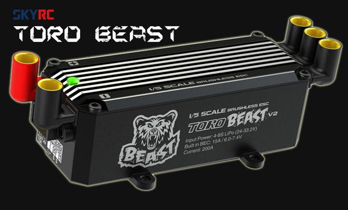 Toro Beast V2