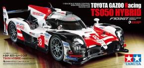 Tamiya Toyota GAZOO TS050 Hybrid (F103GT Chassis)