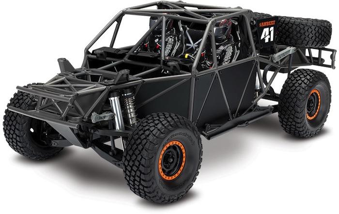 Traxxas: Unlimited Desert Racer