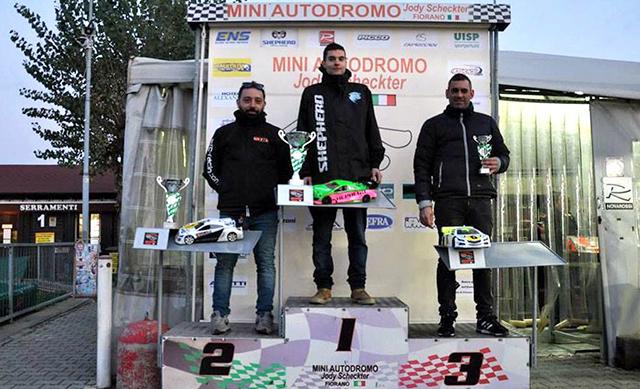 Trofeo Capricorn 2018 Fiorano