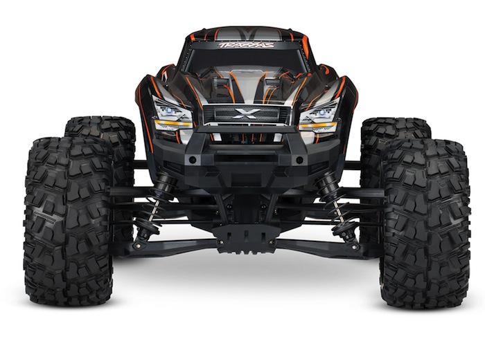 Traxxas: Limited Edition Orange X-MAXX