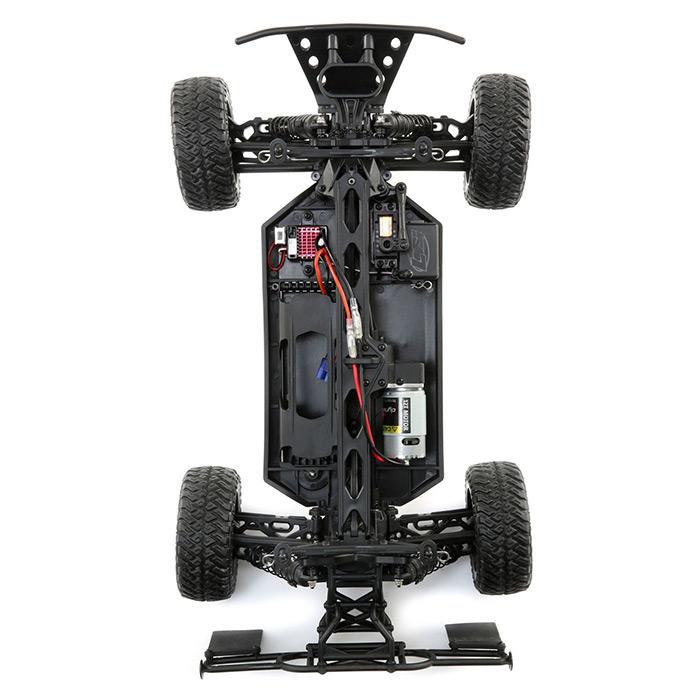 Tenacity 4WD