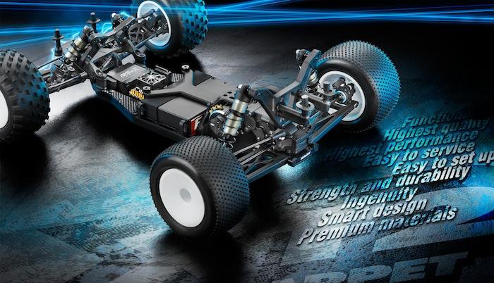 XRAY: XT2C'19 2WD Stadium Truck kit