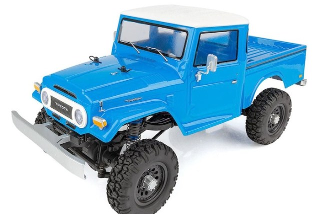 Team Associated: CR12 Toyota FJ45 Pick-Up RTR