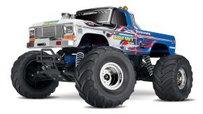 New Traxxas BIGFOOT No. 1 Monster Truck 2WD RTR