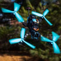 Blade Scimitar LRX Quadcopter Video - Horizon Hobby